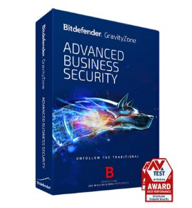 Bitdefender GravityZone Advanced Business Security - CUPG (25 à 49 Dispositivos)