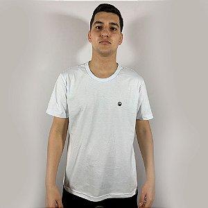 Camiseta CORTUBA de Algodão Básica - Branca