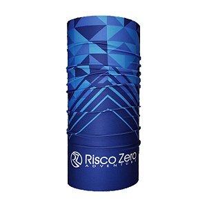 Bandana Tubular EcoHead RZ - Zig Azul
