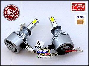 Lampada H1 8K - Super Led para Farol - Luz Branca Super Forte