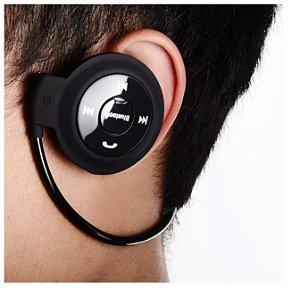 Fone de Ouvido Bluetooth Potente Volume alto de Qualidade