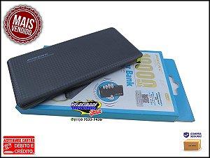 Carregador Portátil Power Bank USB, Carrega Celular 10000 mah Pineng