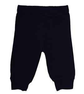 Calça Lisa - Azul Marinho