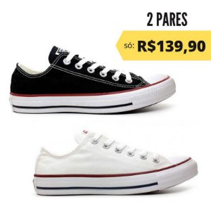Combo 2 Pares de All St4rs