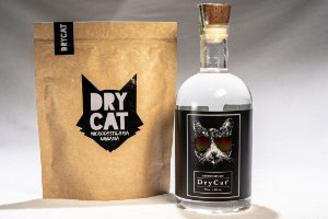 KIT GIN LONDON DRY + 06 SACHÊS DE ESPECIARIAS.