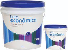 Kit De Tinta Econômica