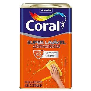 Tinta Coral Lavável 18L