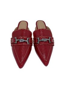 MULE GUCCI INSPIRED - RED