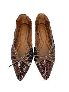 Sapatilhas Pointed Vintage Paete