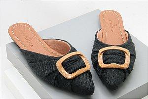 Mule Wood - Black Jeans