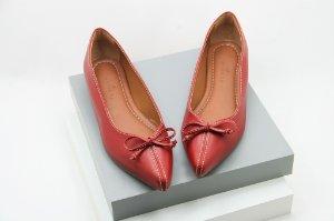 Pointed Coming Soon - Red Rose