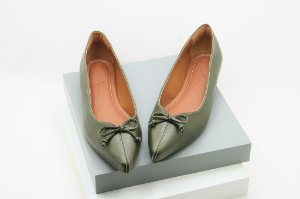 Pointed Coming Soon - Verde Militar