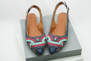 Slingback Nó - Navy Colors