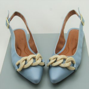 SLINGBACK CORRENTES - PURIST BLUE