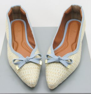 POINTED VINTAGE - PALHA & PURIST BLUE