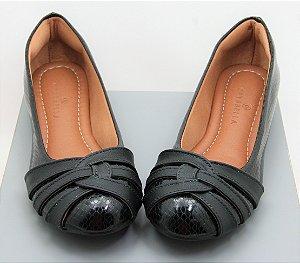 BALLERINA CURVY - BLACK