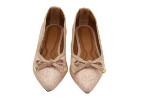 POINTED VINTAGE - TELA ROSE