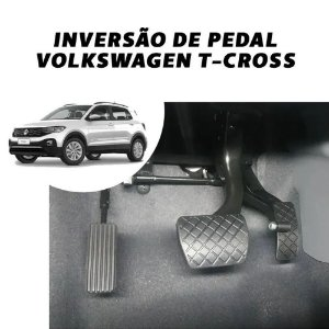Acelerador Esquerdo - Volkswagen T-Cross