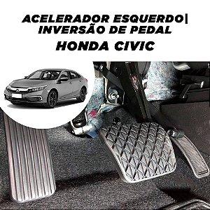 Acelerador Esquerdo - Honda Civic