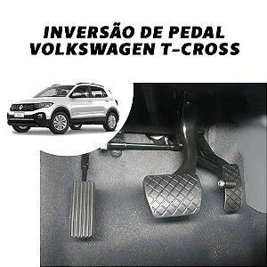 Inversão de pedal - Volkswagen T-Cross