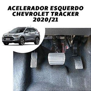 Inversão de pedal - Chevrolet Tracker