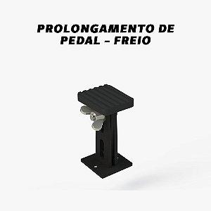 Prolongamento de pedal Freio (unidade) - Câmbio Manual