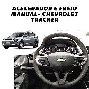 Acelerador e Freio Manual Chevrolet Tracker