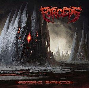 CD Mastering Extinction (box acrílico versão americana)
