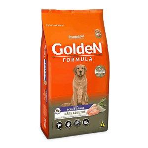 Ração Golden Fórmula para Cães Adultos sabor Peru e Arroz 15kg
