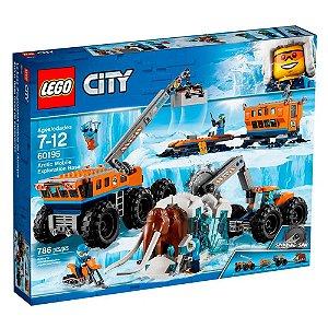 LEGO City - Base de Exploração no Ártico