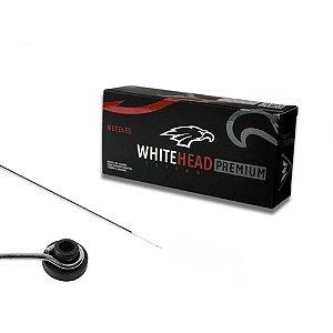 AGULHA WHITE HEAD PREMIUM - TRAÇO (RL) - AVULSA