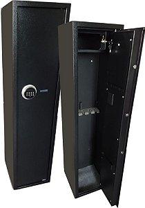 Cofre p/ armas TCA 145-5 EDQ - Digital