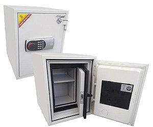 Cofre Antifogo DT 50 E - Data Safe para proteção de mídias magnéticas