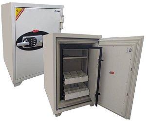 Cofre Antifogo DT 80 E - Data Safe para proteção de mídias magnéticas