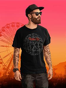 Camiseta Conectados Masculina Preta