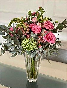 Mix de flores sem vaso