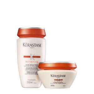Kit Nutritive Magistral - Shampoo 250ml + Máscara 200ml
