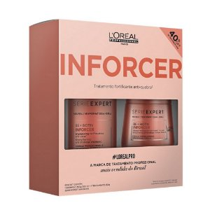 Kit Tratamento Inforcer - Shampoo 300ml + Máscara 250ml