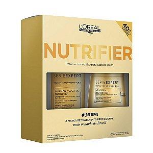 Kit Tratamento Nutrifier - Shampoo 300ml + Máscara 250ml