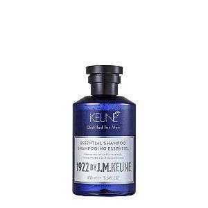 Shampoo Multifuncional 1922 by J. M. Keune Essential - 250ml