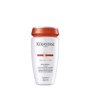 Shampoo Nutritive Bain Satin - 250ml