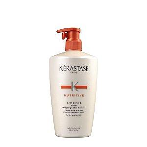 Shampoo Nutritive Bain Satin - 500ml