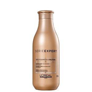 L'Oréal Professionnel - Serie Expert Absolut Repair Gold Quinoa + Protein Condicionador 200ml