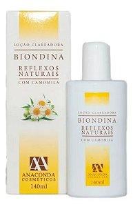 Anaconda - Refil Biondina Clareador Reflexos Naturais 140ml