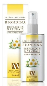 Anaconda - Pump Clareador Biondina 140ml