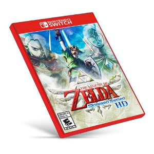The Legend of Zelda: Skyward Sword HD - Nintendo Switch - Mídia Digital