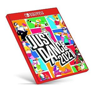 Just Dance 2021 - Nintendo Switch - Mídia Digital
