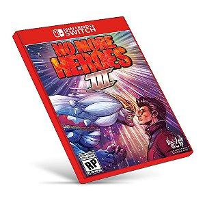 No More Heroes 3 - Nintendo Switch - Mídia Digital