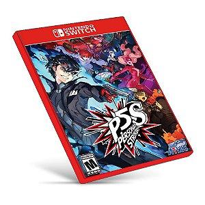 Persona 5 Strikers - Nintendo Switch - Mídia Digital