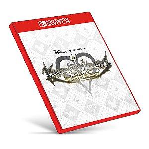KINGDOM HEARTS Melody of Memory - Nintendo Switch - Mídia Digital